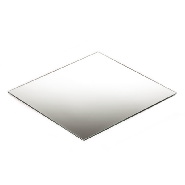 30cm Square Mirror Base